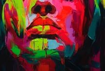 a b s t r a c t. b e a u t y  / by Shalon_Blackwell