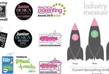 We love...Winning awards!