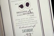 P A P E R / invitations, envelopes, stationary and more. . .  / by Pink Little Notebook