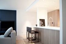 kitchens + dining areas