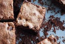 Brownies // Cookies // Bars / Recipes for brownies, cookies and bars - lots of delicious brownies for you to try!