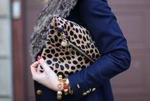 Leopard Outfit Ideas / We love leopard around here and are excited to incorporate this print into our wardrobes!