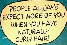Curls & Curls / Because girls with curls are just... Better.