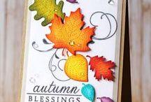 Cards - Autumn & Halloween