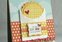 Cards - Clouds, Sun & Umbrellas