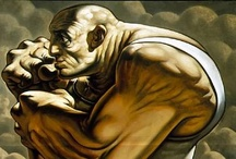 Peter Howson / by H Miller