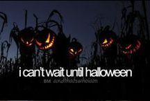 a l l    h a l l o w s '    e v e / Halloween or Hallowe'en / by Vicki Klein