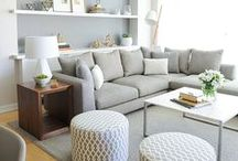 Home Sweet Living Room / by Natanna