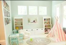 Home Sweet Kid Spaces / by Natanna