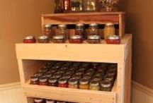 Freezing/Drying/Canning Food / by Natanna