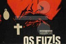 Cartazes do Cinema Brasileiro / Memória - Cartazes Emblemáticos do Cinema Brasileiro