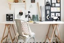 Home Sweet Work Space / by Natanna
