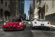 Alfa Romeo / The all-new 2015 Alfa Romeo 4C makes its debut, marking the Italian brand's highly anticipated return to North America. / by Chrysler Group