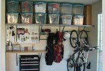 Home Sweet Garage & Storage / by Natanna