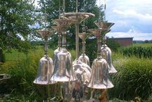 Garden Art Sounds Divine / If it rings or sings it's placed in this category. / by Ann Ayers