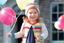 AW14 Frugi House Party! / This season we're throwing the doors open to Frugi Towers and the artful dodgers and bedtime splodgers are running riot!