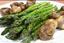Vegetables / by Ann Bieler