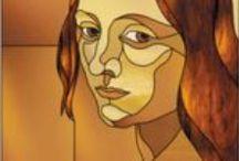 self portrait / by Angela Bubash