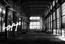 LOFT / Industrial Design / by Paula Eklund