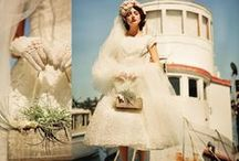 Wedding Dresses / Wedding Dresses from our real weddings and styled features.