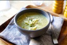 Soup // Stew // Winter Warmers / A board full of winter warmers, including soups, stews and other comfort food for the colder months. Lots of one pot dishes and healthy food for winter.
