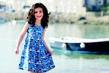 Frugi Spring 2016 Collection, Kids 2-10 years / Frugi SS16 Spring collection. We've gone back to our roots in more ways than one with the latest Frugi collection. From daffodil fields blooming around the Helford in spring, fish and chips on the quayside in Mousehole, to those lazy summer beach days in St Ives... inspiration was all around us for this collection!