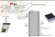 Battery SOC Determination Algorithm FOR PIC16F887
