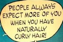 Hair Hair every where