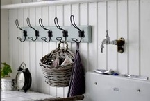 Laundry and Mud Rooms / by Simply Fresh Vintage