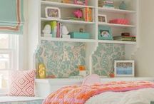 Baby, Kid & Teen Bedrooms / Babies, kids and teen need a special and unique bedroom to call their own.   / by Simply Fresh Vintage
