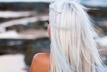 Beauty:  Hair Color & Styles / Hair color & styles I'd like to try.  / by Stacie