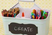 Craft Ideas / by Tanya Kennedy