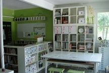 Craft Room / by Tanya Kennedy