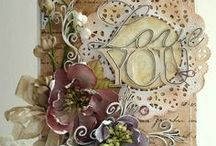 Paper Crafting-Tags, Cards Everything Paper! / by Rose Ann Geller-White