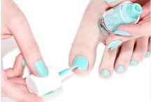 feet / by essence cosmetics