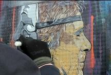 Streetart / #Stencil #Graffiti #Streetart #Urban