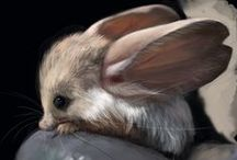 Animals: Great and Small  / mostly mammals and marsupials, a few reptiles thrown in / by Shelly Lickliter