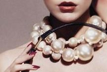 Jewelry: Girls Love Pearls / all things pearls