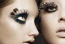 false lashes / by essence cosmetics