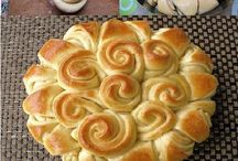 Food - Breads, Loafs, and Rolls / by Linda Christensen