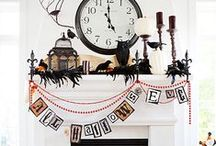 Halloween / Halloween brings out the kid in all of us.  From creative Halloween Costumes, to scary Halloween Decorations, no party would be complete without great Halloween Crafts and themed Halloween Food. Lots of tips, tricks, and inspiration! / by Simply Fresh Vintage