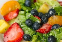 Eating Better: SALADS / by Shelly Morrissette