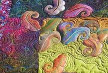 Art: Fabric / by Shelly Lickliter