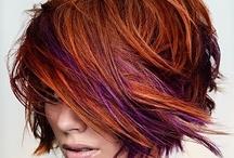 Hair Do's  / by April 'Mineau' Antczak