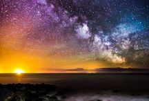 Space and Milky Way