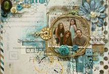 Scrapbooking / by Angie Morgan