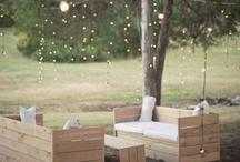 Wood Pallets / by April 'Mineau' Antczak