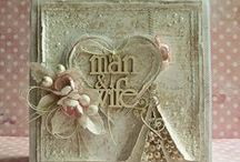 Cards - Wedding / by Angie Morgan