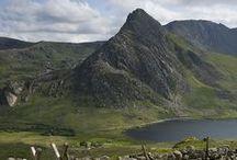 Snowdonia Mountains and Coast