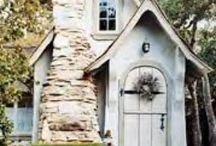 Little Homes & Tiny Spaces / by Barbara Anderson